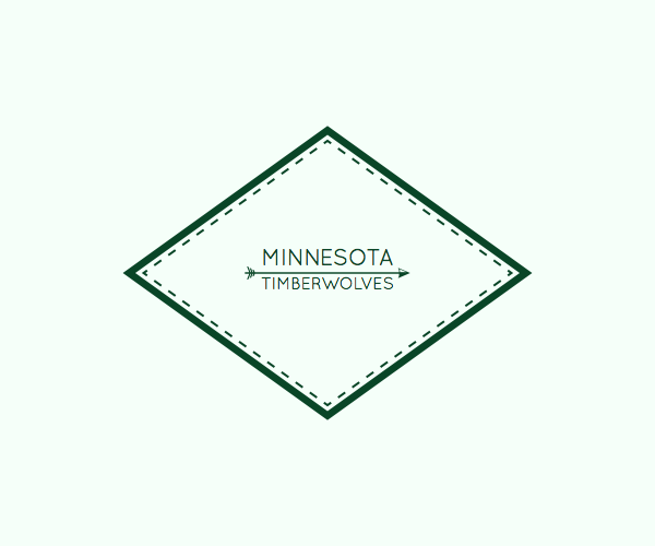 Minnesota_Timberwolves_Minimalist_Logo