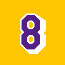 Kobe_Bryant_Lakers_8_jersey_number_sneakers