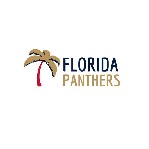 Florida Panthers NHL Logo as Company Logo