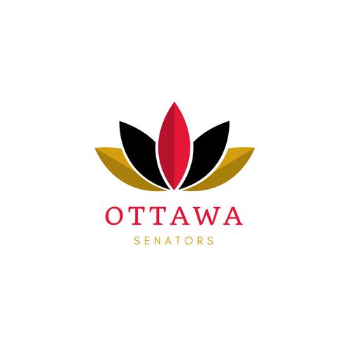 Ottawa Senators NHL Logo as Company Logo