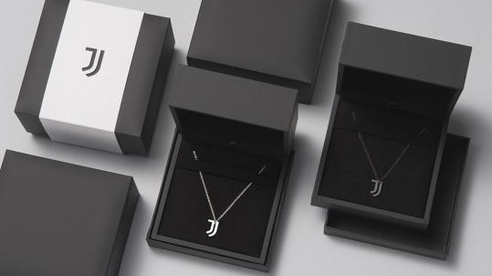 New Juventus logo jewelry.