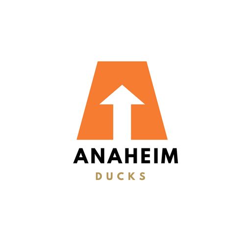 Anaheim Ducks NHL Logo as Company Logo