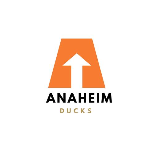 Anaheim Ducks NHL Logo as Company Logo