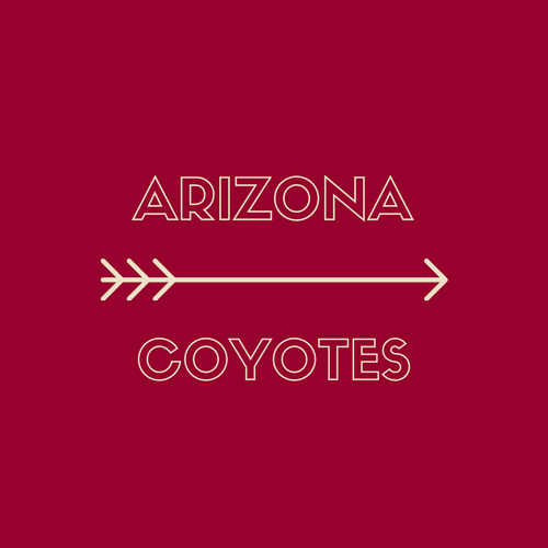 Arizona Coyotes NHL Logo as Company Logo