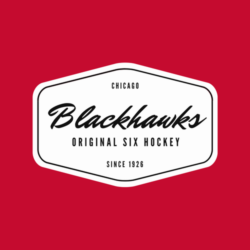 Chicago Blackhawks NHL Logo as Company Logo