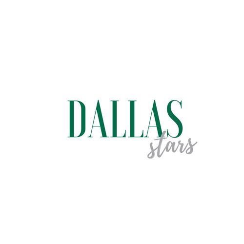 Dallas Stars NHL Logo as Company Logo