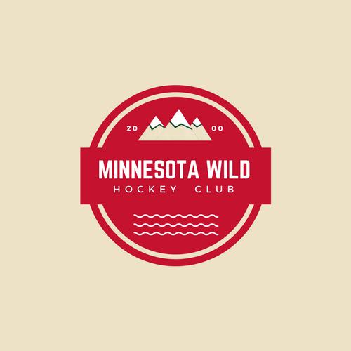 Minnesota Wild NHL Logo as Company Logo