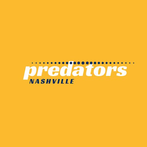 Nashville Predators NHL Logo as Company Logo