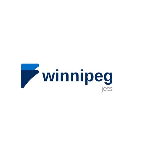 Winnipeg Jets NHL Logo as Company Logo