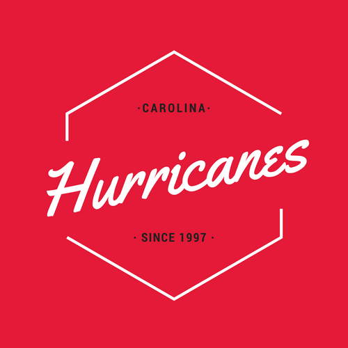 Carolina Hurricanes NHL Logo as Company Logo