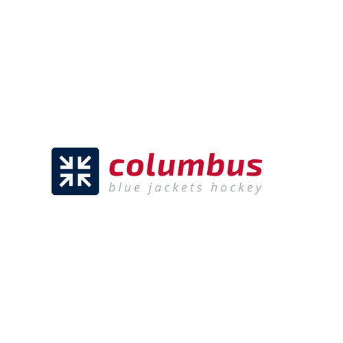 Columbus Blue Jackets NHL Logo as Company Logo