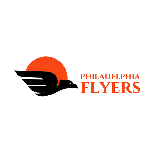 Philadelphia Flyers NHL Logo as Company Logo